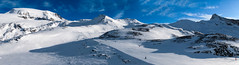 Cervinia piste Panorama (Vibrimage) Tags: winter italy panorama mountains alps skiing summit matterhorn cervinia piste wintersports greatview montcervin