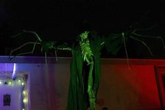 scaredcrow (choppercabra666) Tags: rot halloween dayofthedead skeleton skull candle jackolantern zombie scarecrow diadelosmuertos rotten corpse vomit vile calavera allhallowseve groundbreaker