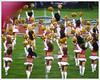 Cheerleaders (chas + jo) Tags: sanfrancisco uk cheerleaders 49ers denver broncos americanfootball wembley 50yardline