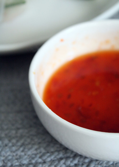 Gluten Free Scallywag_ Rice Paper Roll Sauce