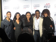 "Cast & Director, ""I Will Follow"" (Ellenoir1) Tags: film afi iwillfollow avaduvernay"