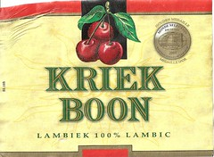 Boon Kriek (Lembeek, Vlaams-Brabant, Belgium)L (for the Love of Beer) Tags: beer belgium bier biere boon lambic kriek vlaamsbrabant lambiek lembeek