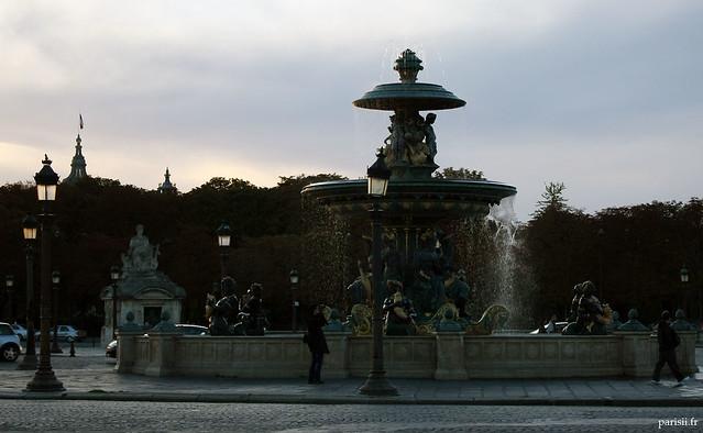 Fontaine de Jacques-Ignace Hittorff