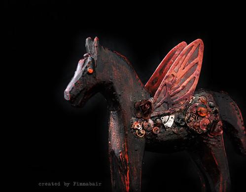 Piekielny Konik - Spooky Horse