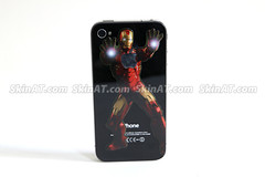 Iron Man- iPhone 4 Decal sticker skin