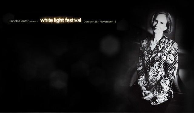 Jane S. Moss and the White Light Festival