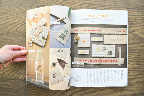 Stitch Idees magazine vol.10
