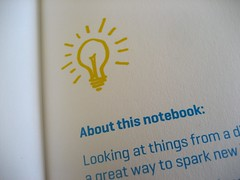 TEDMED Pioneer Book: Intro Lightbulb (AK)