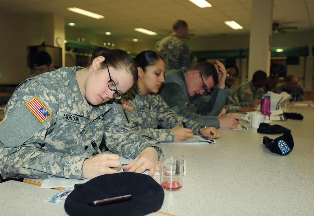 Comprehensive Soldier Fitness Resilience Training