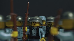 Lego Chinese Soldiers: United Front (Force Movies Productions) Tags: wwii war world wars weapons lego helmets helmet gear rifles rifle toy toys trooper troops troopers troop youtube army united custom guns union gun ii minfig military picture minifig minifigure minifigs film firearms sinojapanese history soldier officer pose conflict cool soldiers movie photograpgh photo photograph photoshop promo animation asian arisaka asia scene stopmotion second scenes kuomintang kmt blue chinese china communist chaing kai shek brickarms bricks brickfilm brickmania brickizimo brick brodie nation nationalist stalhhelm vest
