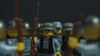 Lego Chinese Soldiers: United Front