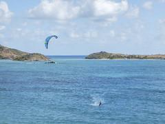 2017-04-26_09-20-02 Orient Bay Kite Boarder (canavart) Tags: sxm stmartin stmaarten fwi orientbeach orientbay beach ocean waves tropical caribbean pinelisland iletpinel island
