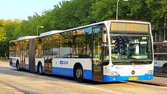 GVB Amsterdam Mercedes Citaro city bus number 353 (Erwin's photo's) Tags: gvb amsterdam mercedes citaro city bus number 353 public transport