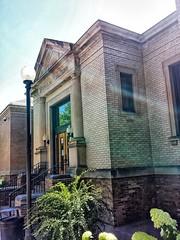 Carnegie Public Library- Dickinson ND (kevystew) Tags: northdakota starkcounty dickinson library publiclibrary carnegielibrary nationalregister nationalregisterofhistoricplaces
