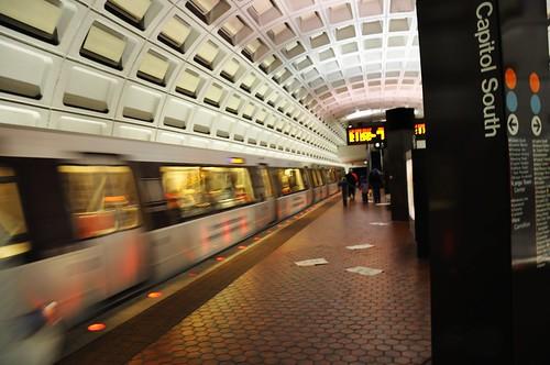 Washington DC metro