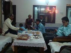 DSC03042 (Mukul & Meenakshi) Tags: retirement deepawali