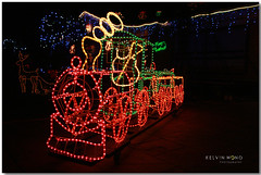 Christmas Tram (Kelvin Wong (Away)) Tags: christmas xmas light holiday cute beauty festival canon wonderful season happy star amazing dof superb joy tram australia depthoffield stunning excellent adelaide joyful southaustralia greeting seasonsgreetings christmaslight interestiness canoneos400d canoneosrebelxti decoraction canoneoskissx kelvinwong piscesromance