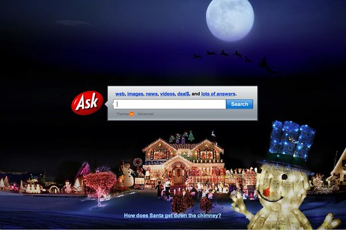 Ask Christmas Theme