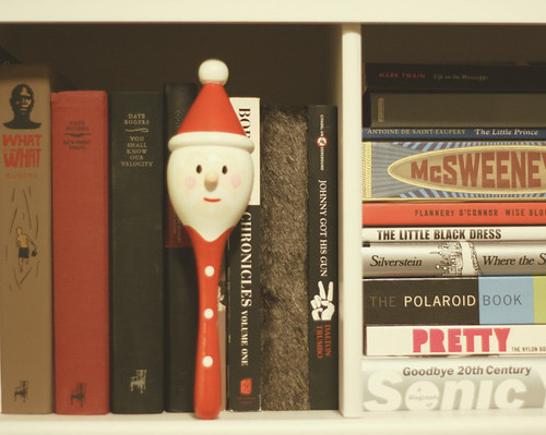 Rattle Santa 2009