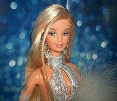 x'mas  gift (napudollworld) Tags: christmas fashion barbie gifts purse movies 2009 royalty dollies