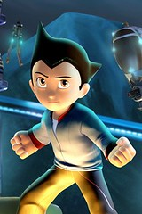 Astro Boy iPhone wallpaper