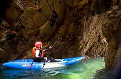 Kayak in Jersey