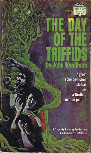 Triffid Cover US 1962