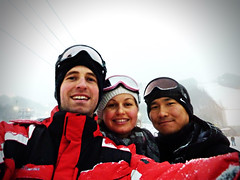 Nayden, Shell & Joon (nmk1) Tags: korea southkorea snowskiing vivaldipark