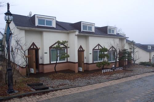 韓國 小木屋
