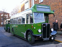 JFM 575 (mr-bg) Tags: winchester oldbuses runningday fokab kingalfredmotorservices 010110 kingalefredbuses