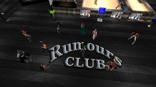 rumours club party