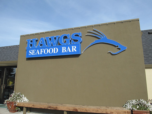 HAWGS Seafood Bar