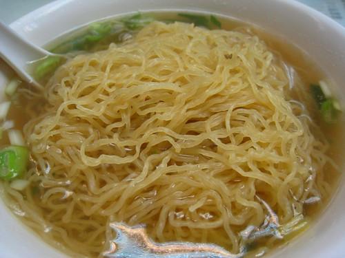 Shrimp Wonton Noodles @ Tong Kee