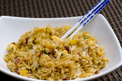Fancy Crab Fried Rice 4