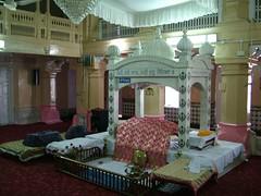 Lahore - Gurdwara Dera Sahib inner sanctum (hardeep2010) Tags: punjab