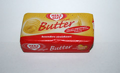 Zutat Butter