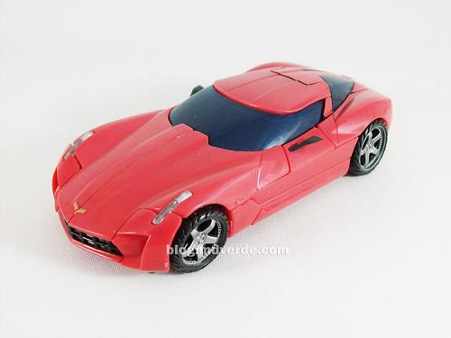 Transformers Swerve RotF Deluxe - modo alterno
