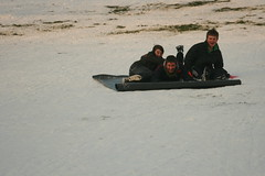 Sledging '4 (Anachic) Tags: snow sliding sledge sledging