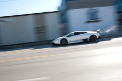 Vroom (Danh Phan) Tags: cars houston lamborghini urbanliving urbanspeed lp6704sv