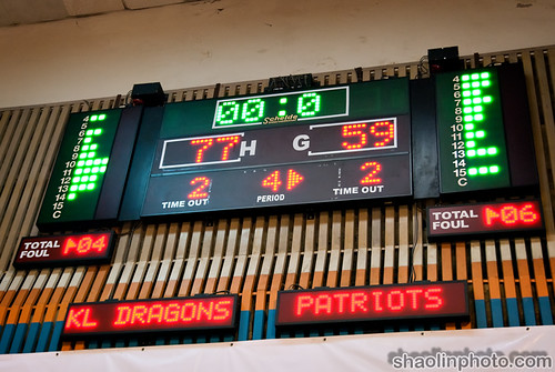 KL Dragons Victory