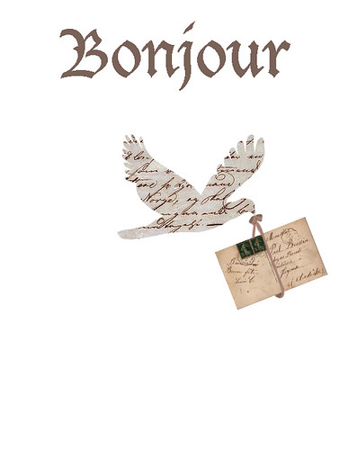 french-bonjour-mail-postcard