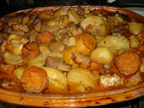 Recipes clay pot