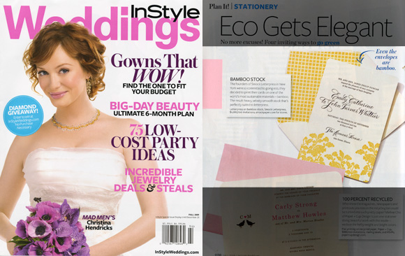 Smock in InStyle Weddings