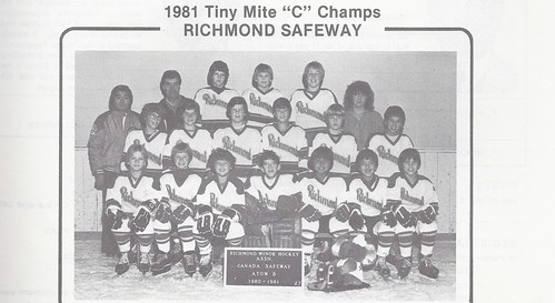 Lake Bonavista Hockey Tournament, 1981-82