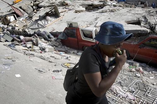 フリー画像| ニュース系| ハイチ地震| 破壊| ハイチ共和国風景|       フリー素材|