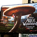 Tim Burton Alice In Wonderland Movie billboard 3238