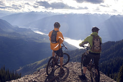 British Columbia mountain biking