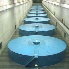 Hydroelectric turbines