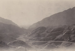 The Entrance to the Khyber looking towards Peshawar - by dr.regor
