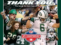 Jets to AFC Championship